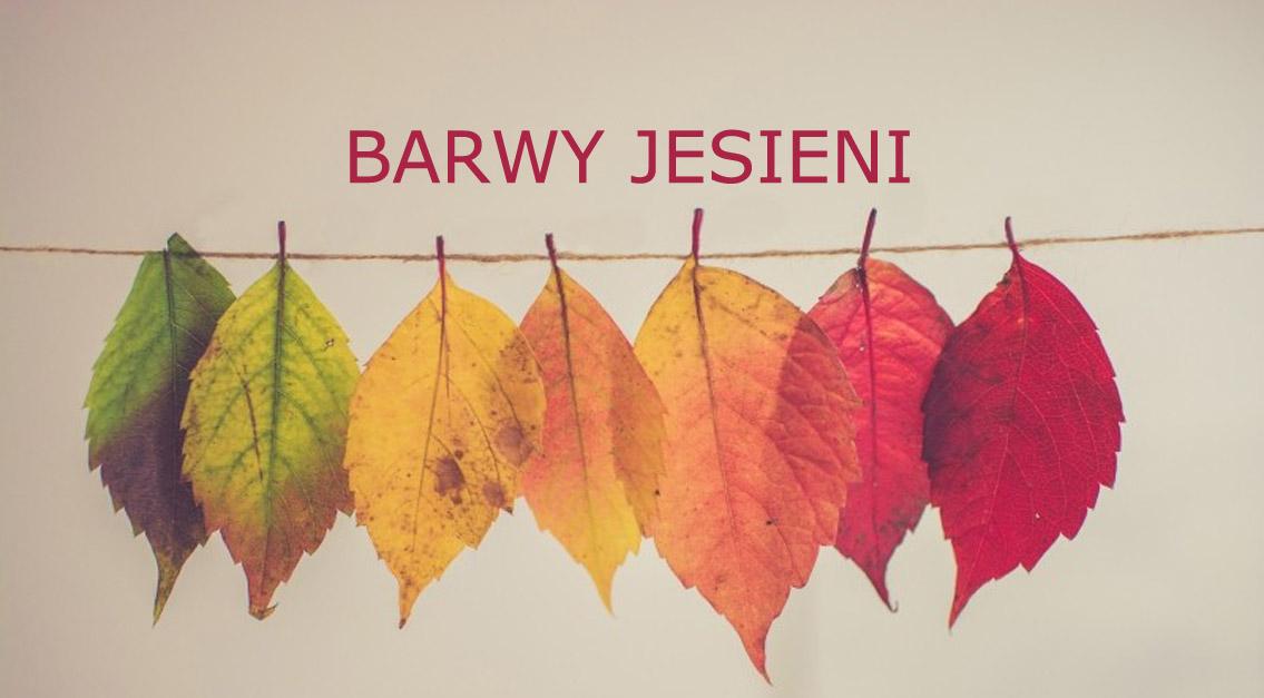 Barwy Jesieni Edukacja Z Montessori
